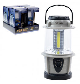 CIRCLE IMPORTS 300 LUMEN ADJUSTABLE CAMP LANTERN 3AA