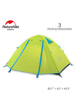 CIRCLE SALES NATURE HIKE 2-3 PERSON TENT P-SERIES ALUM POLE