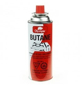 ConvOrphan Olympia Butane 220g For Porta Stove