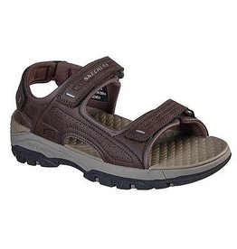 SKECHERS SKECHER GARO MEN SANDAL 204105/CHOC