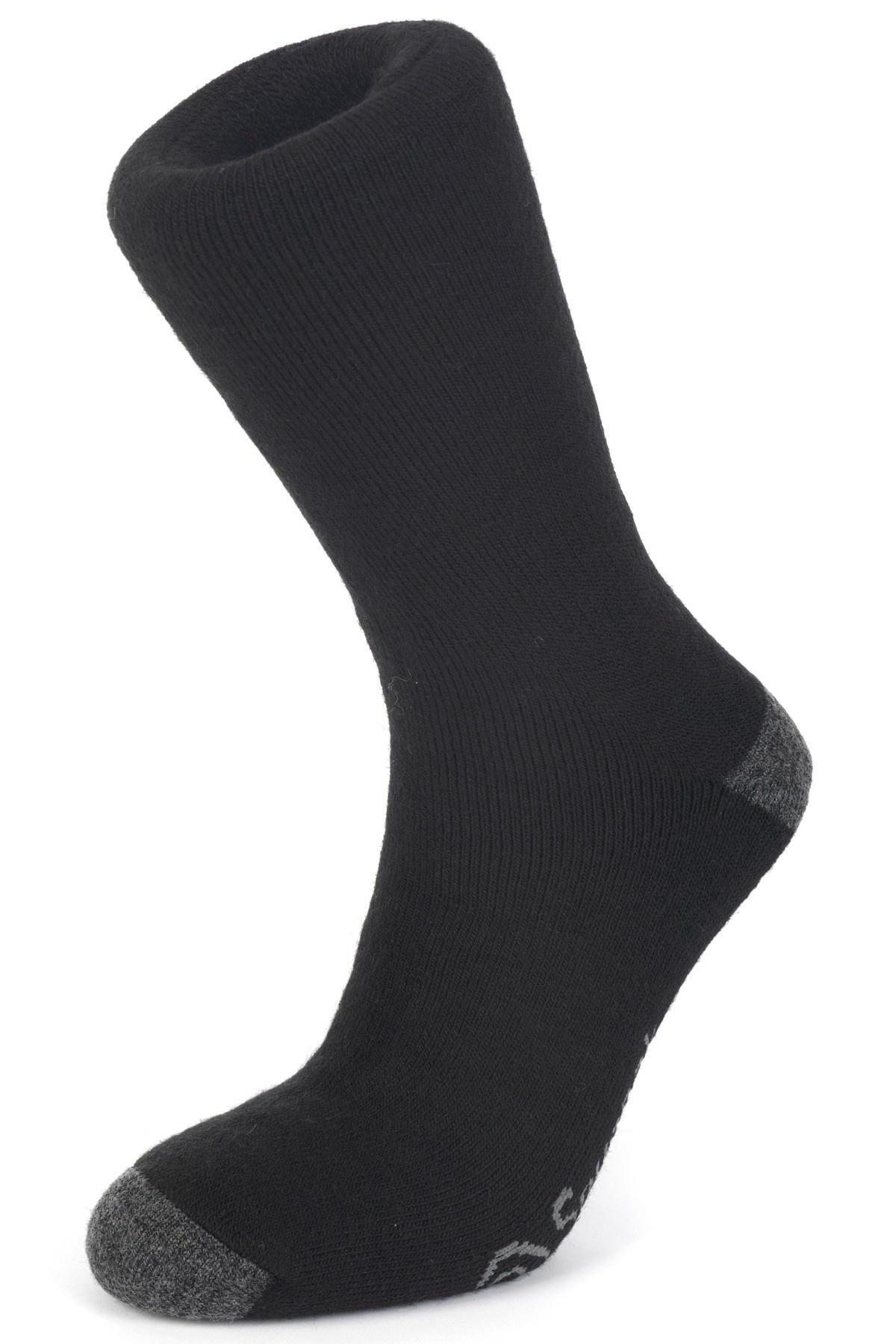 Snugpak Merino Wool Unisex Underwear Socks Black All Sizes