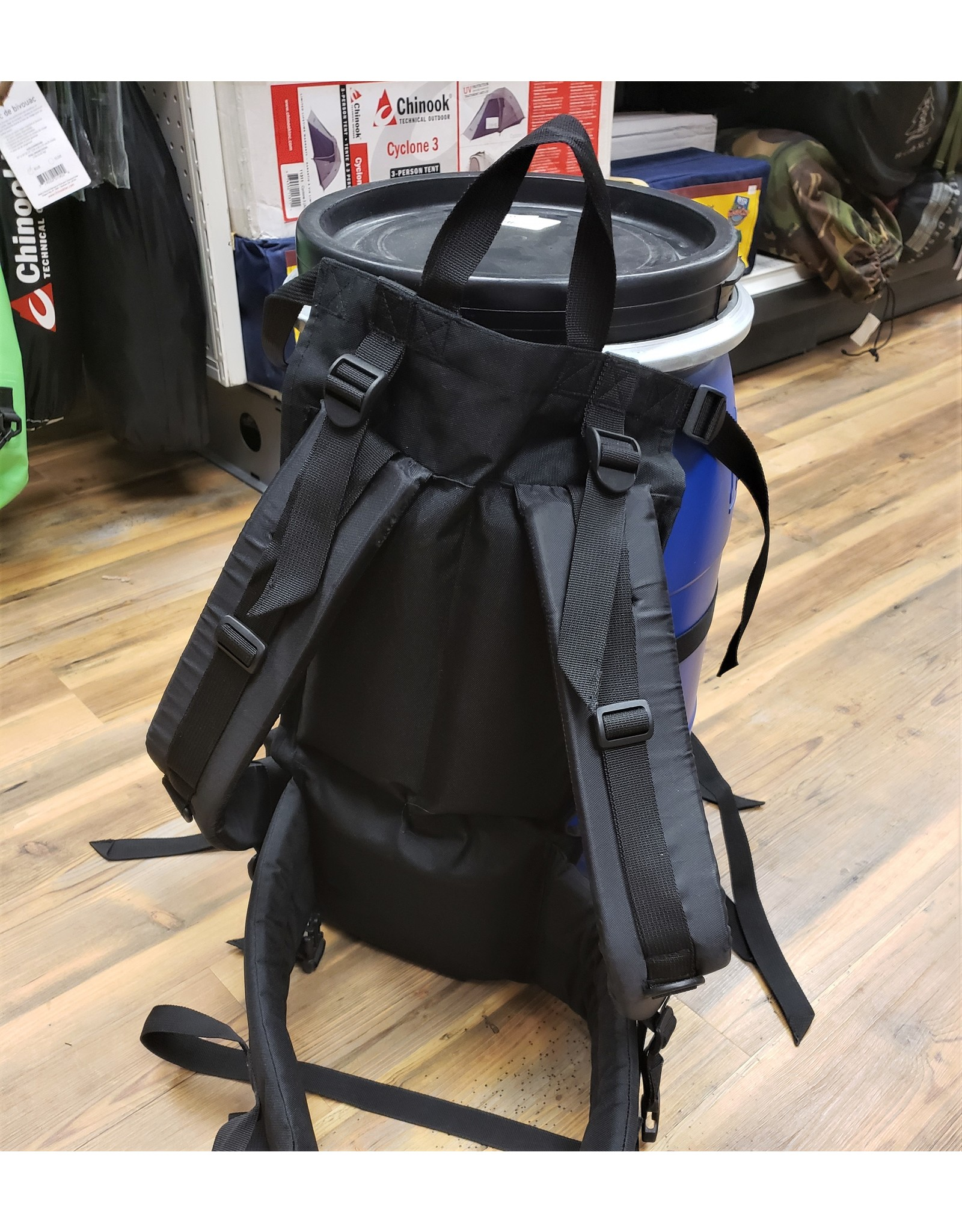 CHINOOK TECHNICAL OUTDOOR CHINOOK BARREL HARNESS 60L