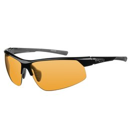 RYDERS SABER POLY BLACK / ORANGE LENS