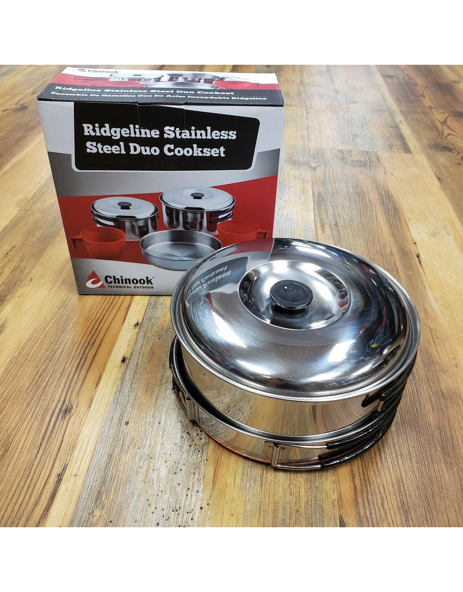 CHINOOK TECHNICAL OUTDOOR Chinook - Ridgeline Duo Cookset - 41020