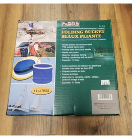 WORLD FAMOUS SALES FOLDING BUCKET