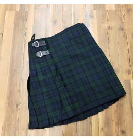 CANADIAN SURPLUS BLACK WATCH GREEN KILT-