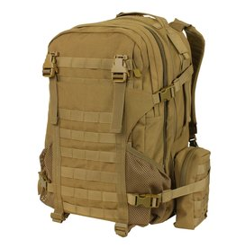 CONDOR ORION ASSAULT PACK-COYOTE BROWN