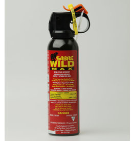 WORLD FAMOUS SALES Sabre- Wild Max Bear Spray-325 G