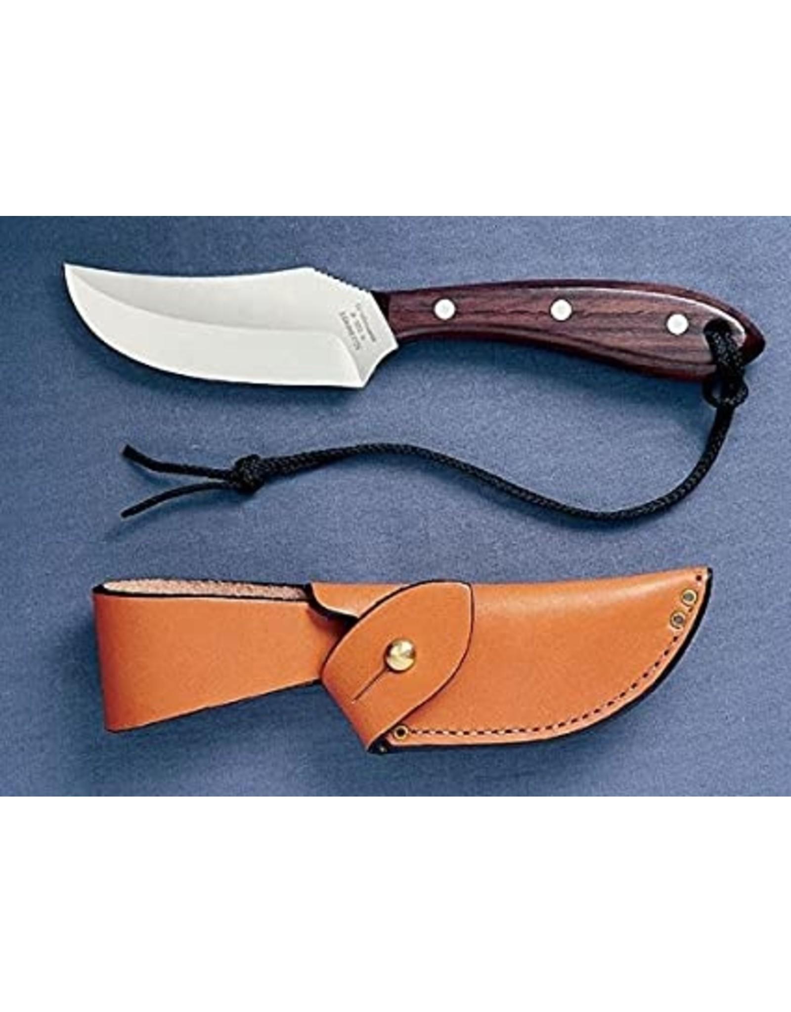GROHMANN KNIVES SHORT BLADE SKINNER
