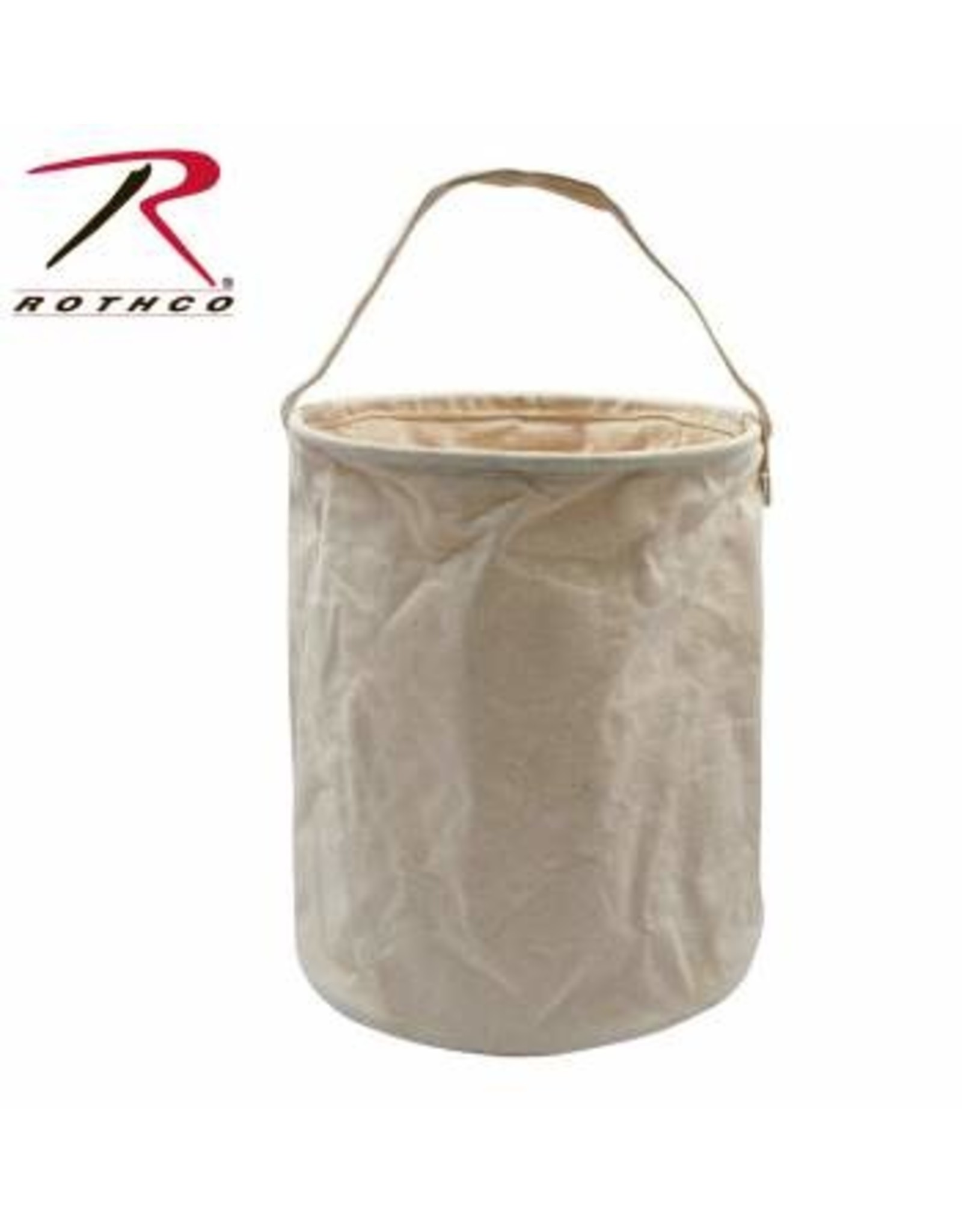 ROTHCO CANVAS MEDIUM WATER BUCKET