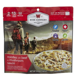 WISE COMPANY WISE COMPANY FREEZE DRIED FOOD