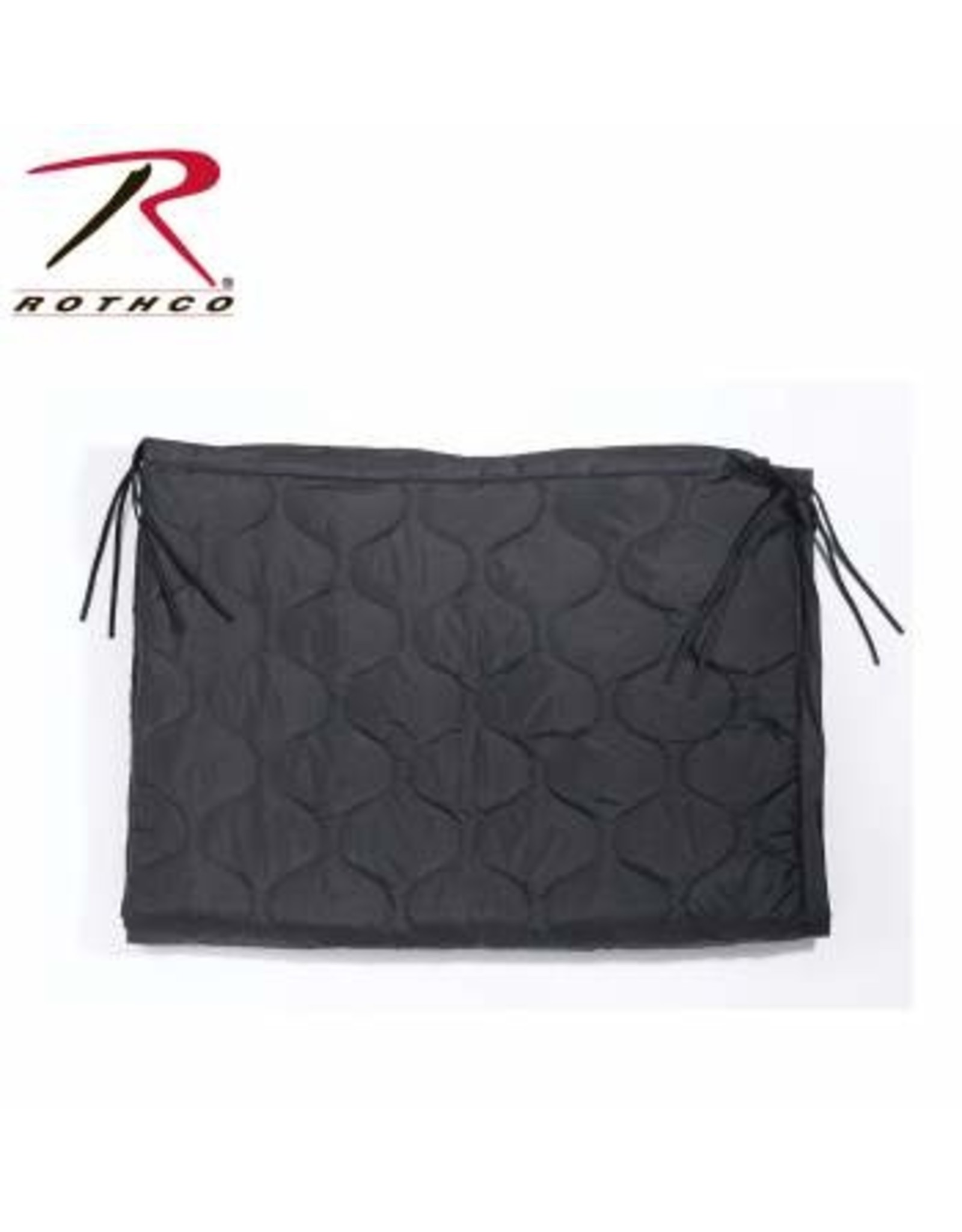 ROTHCO ROTHCO BLACK RANGER/ PONCHO LINER -NEW