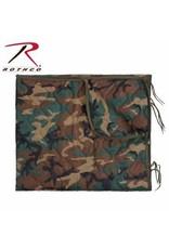 ROTHCO Rothco GI Type Rip-Stop Poncho Liner With Zipper