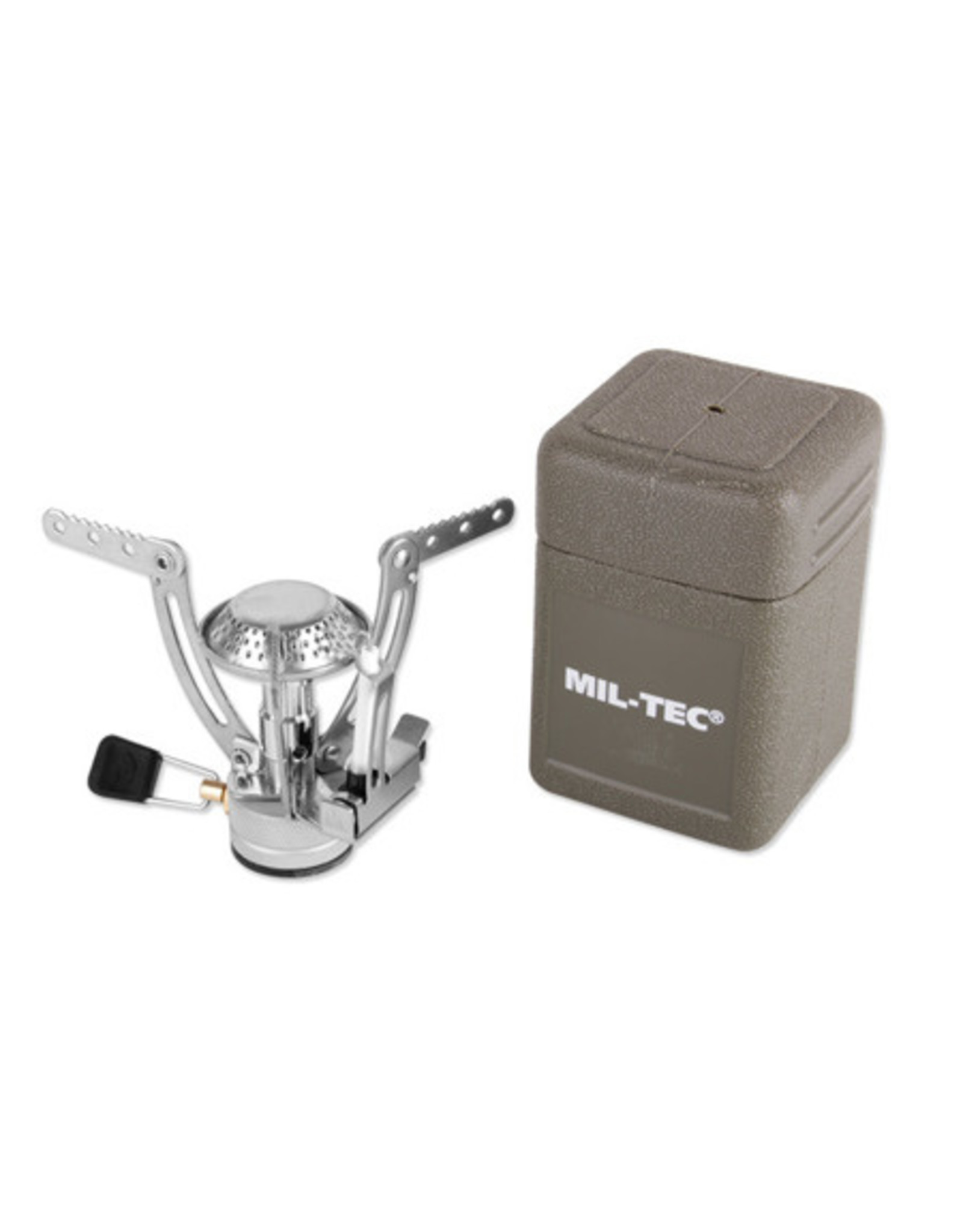 MIL-TEC STAINLESS STEEL FOLDABLE POT STAND-SPIDER BURNER