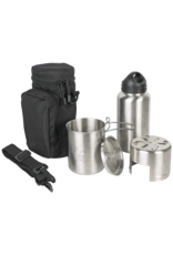 5IVE STAR GEAR KIT 5SG DELUXE PURE WATER BOTTLE (BLK)
