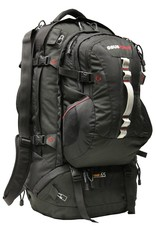OBUS FORME TRIP 65 + 25 TRAVEL PACK-BLACK