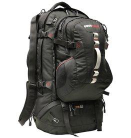 OBUS FORME Trip 65 + 25 Travel Pack-black