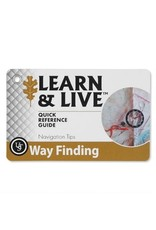 ULTIMATE SURVIVAL GEAR LIVE AND LEARN WAY FINDING CARDS