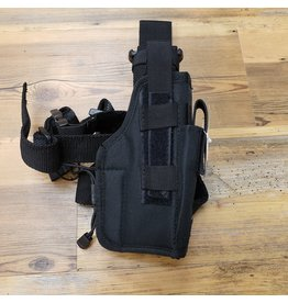 PARKLANDS NATO TACTICAL LEG HOLSTER-BLACK