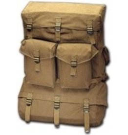 WORLD FAMOUS SALES CANVAS CARGO PACK