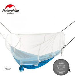 CIRCLE IMPORTS NATURE HIKE HAMMOCK MOSQUITO NET -WHITE
