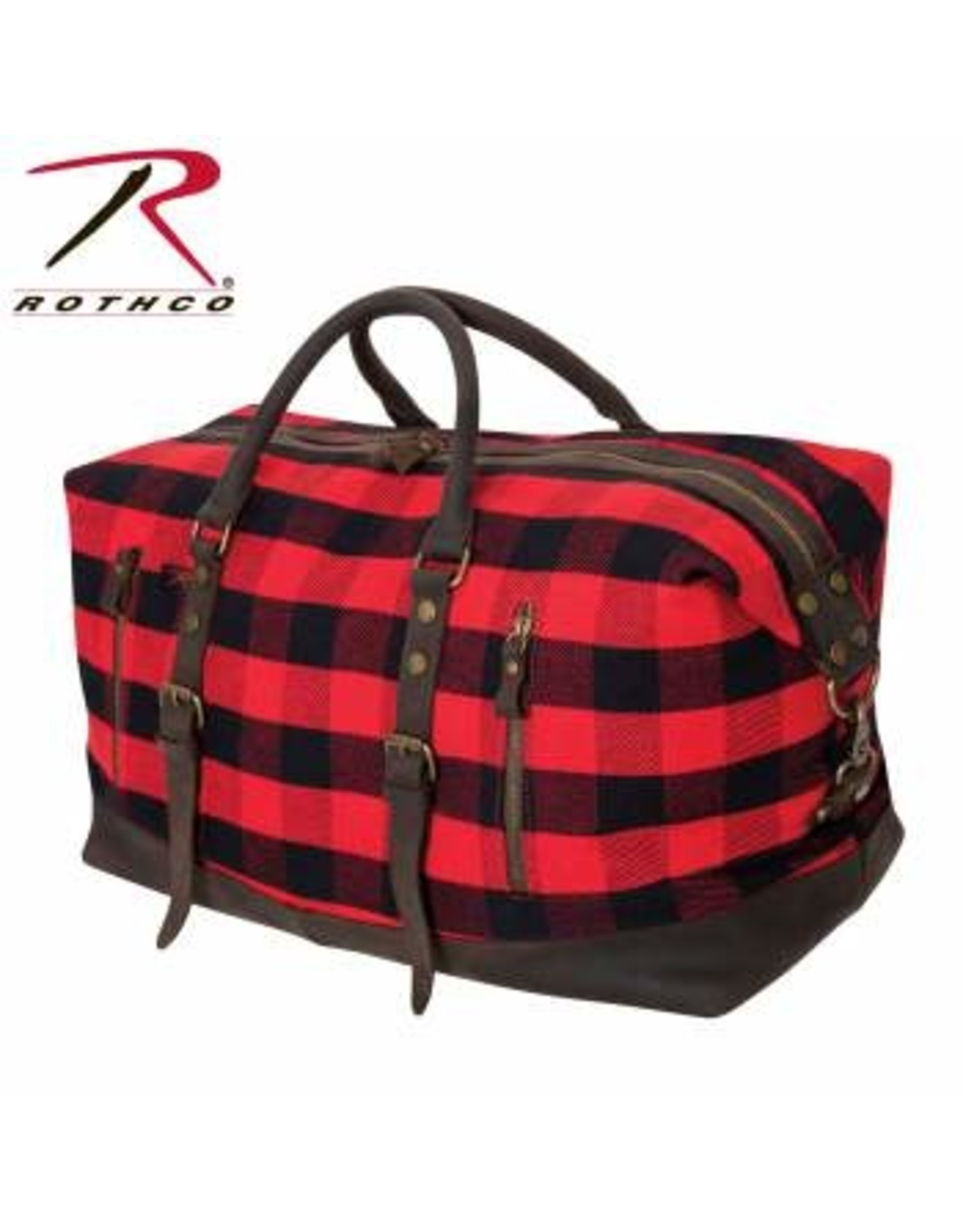 ROTHCO CANVAS OVERSIZED TRAVEL BAG