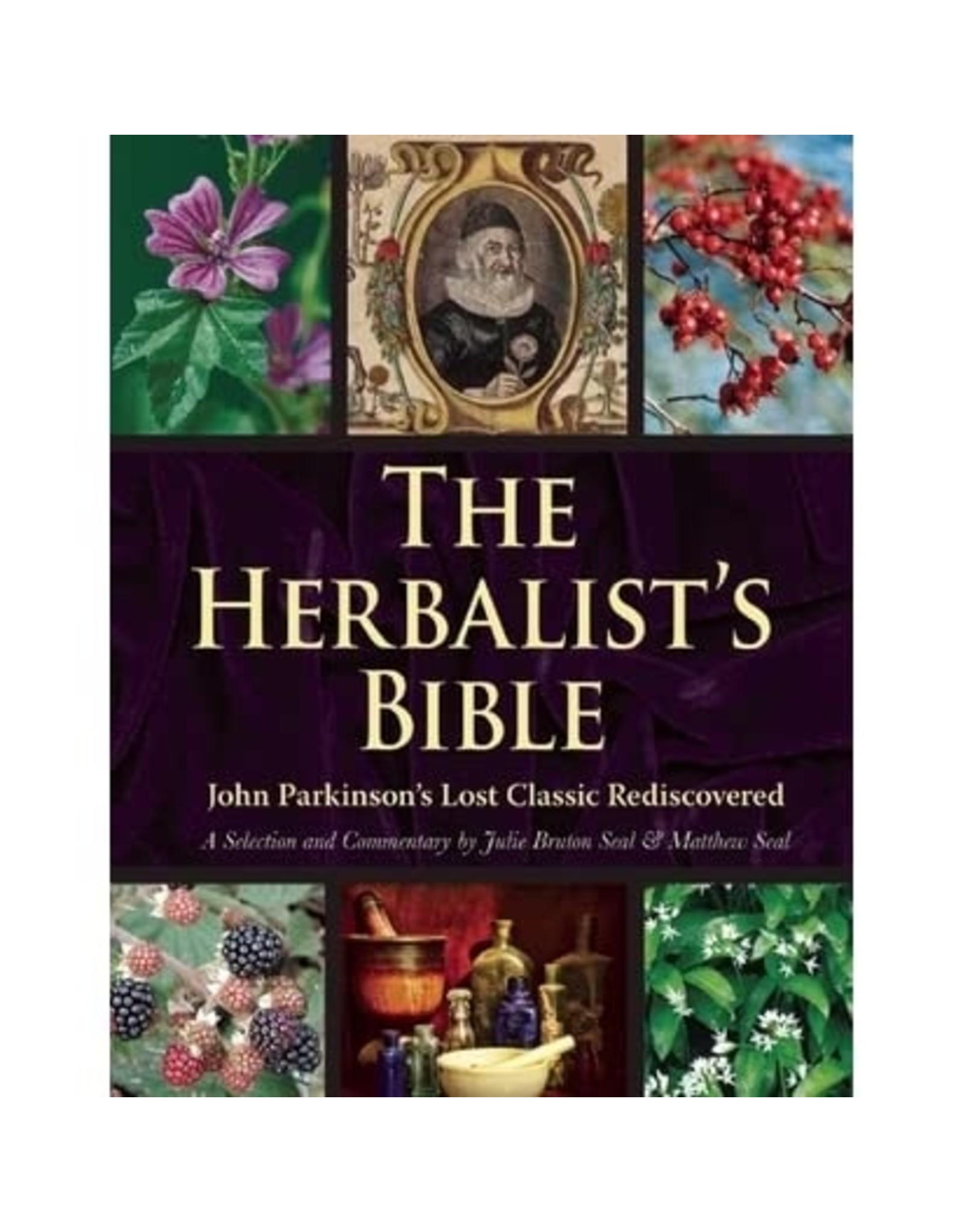 BLUE RIDGE KNIVES THE HERBALIST'S BIBLE