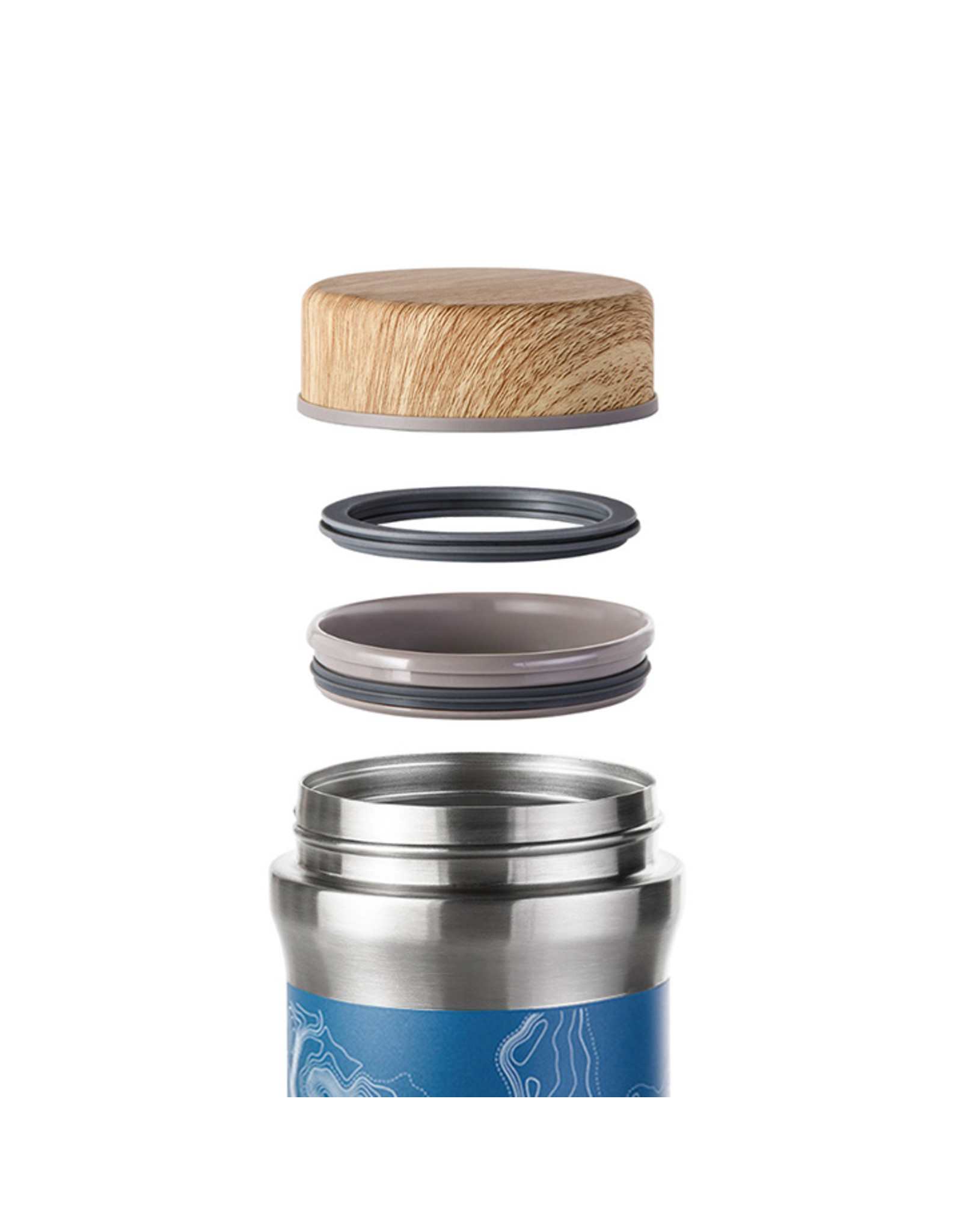 CIRCLE IMPORTS STAINLESS STEEL FOOD THERMOS 400ML