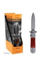 "OLYMPIA Olympia- 30442pkf- Folding Knife Closed: 4.5"""" Total: 8"