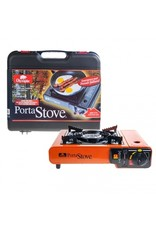 CIRCLE IMPORTS PORTABLE BUTANE SINGLE BURNER STOVE