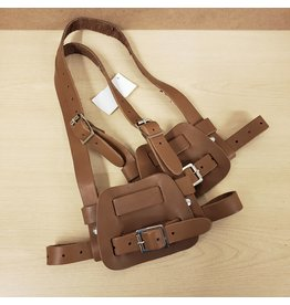 SGS SNOWSHOE HARNESS LEATHER NEW