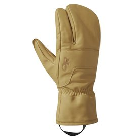 OUTDOOR RESEARCH OR AKSEL 3-FINGER WORK GLOVES