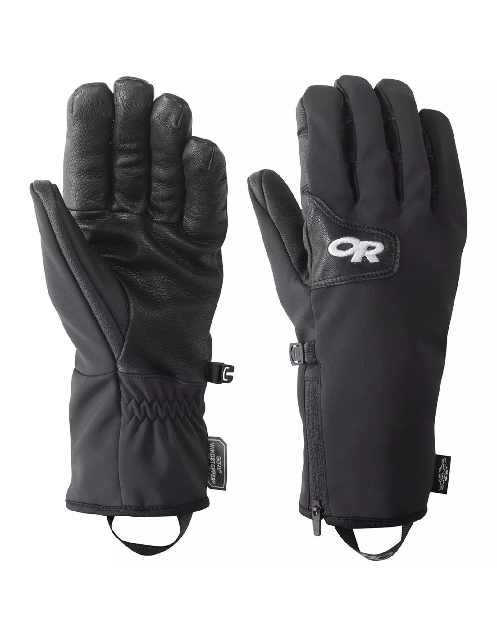 OUTDOOR RESEARCH OR WOMEN'S STORMTRACKER SENSOR GLOVES