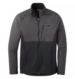 OUTDOOR RESEARCH OR MEN'S VIGOR FULL ZIP SWEATER