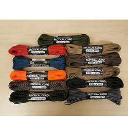 ATWOOD ROPE MFG TACTICAL CORD (3/32INCH X 100FT)