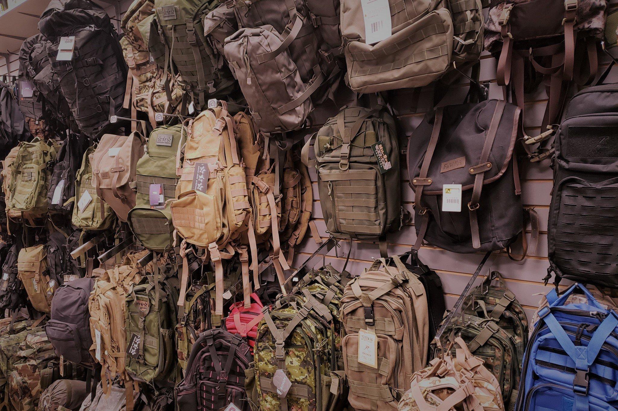 Military Packs