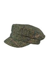 BRONER LADIES HERRINGBONE CADET CAP