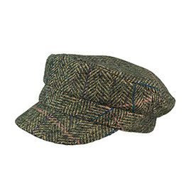 BRONER LADIES HERRINGBONE CADET CAP