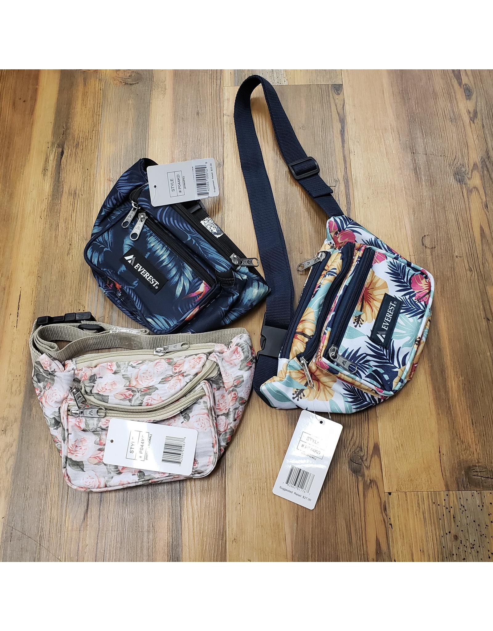 EVEREST PATTERNED WAIST PACK