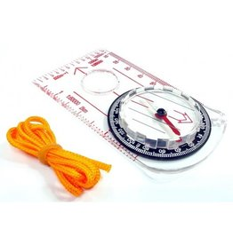 RUKO KNIVES C110 MAP COMPASS-BLISTER W/LANYARD
