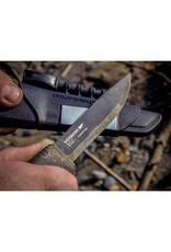 MORAKNIV BUSHCRAFT SURVIVAL BLACK KNIFE