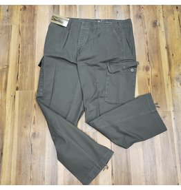 EUROPEAN SURPLUS MIL-TEC OD PRE-WASHED MOLESKIN PANT