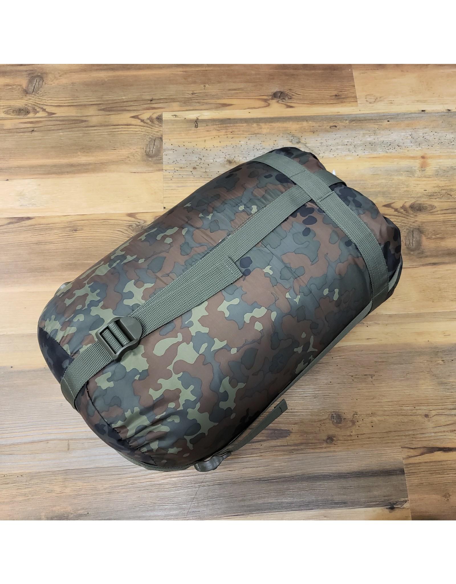 STURM MILSPEC MIL-TEC FLECTAR CAMO 400G MUMMY SLEEP BAG  NEW