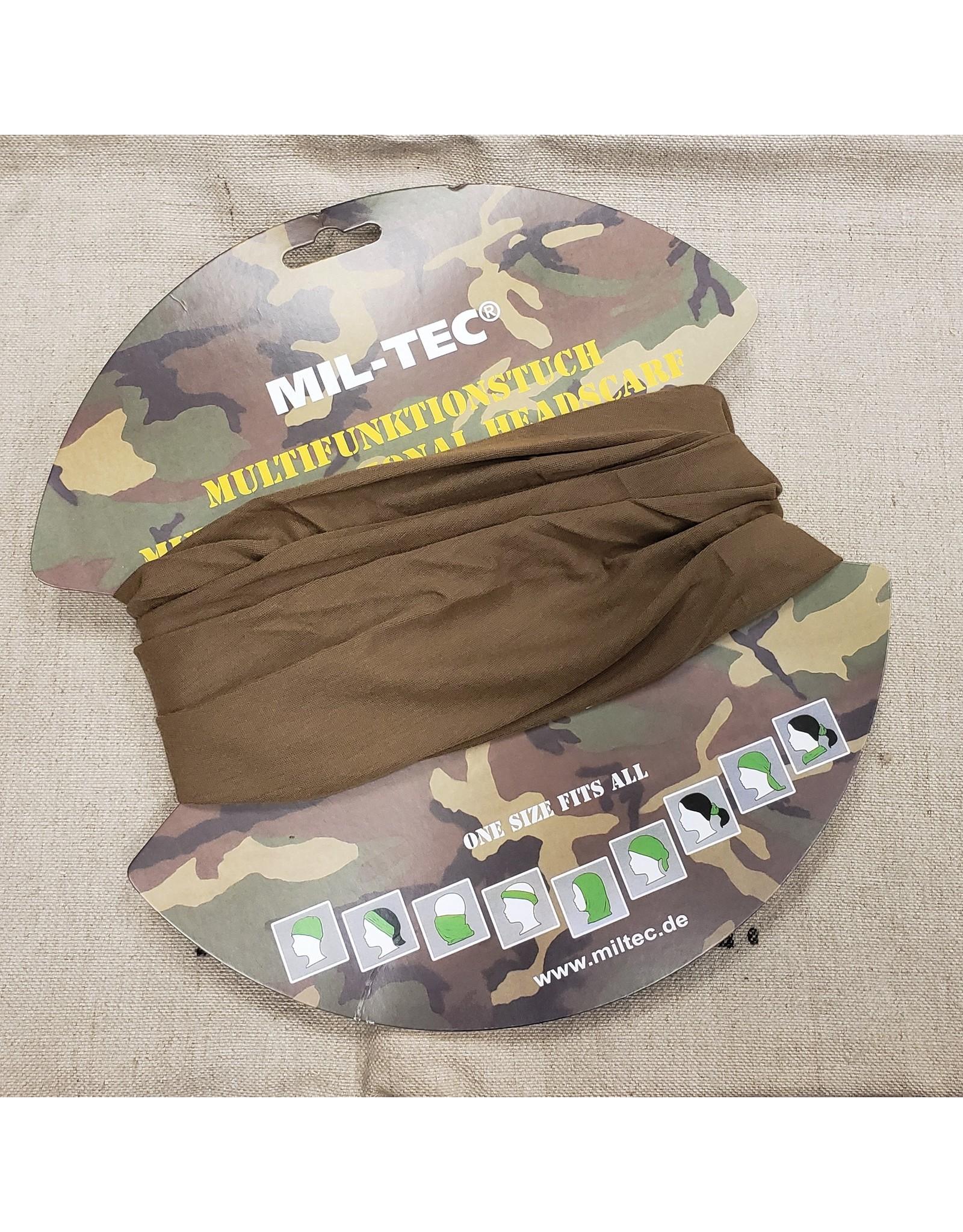 MIL-TEC MULTI-FUNCTION HEADSCARF