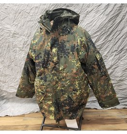 Mil-Tec FLECTAR CAMO TRILAM WET WEATHER JACKET W/FLEECE