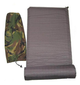 EUROPEAN SURPLUS DUTCH INFLATABLE SLEEPING PAD-USED