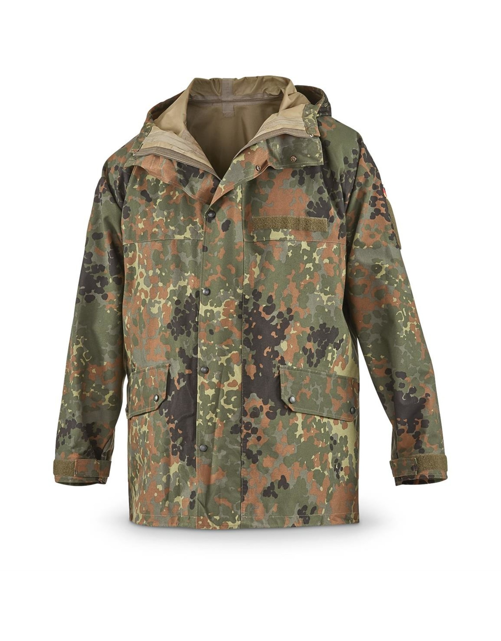 STURM MILSPEC FLECKTARN GORTEX JACKET-USED