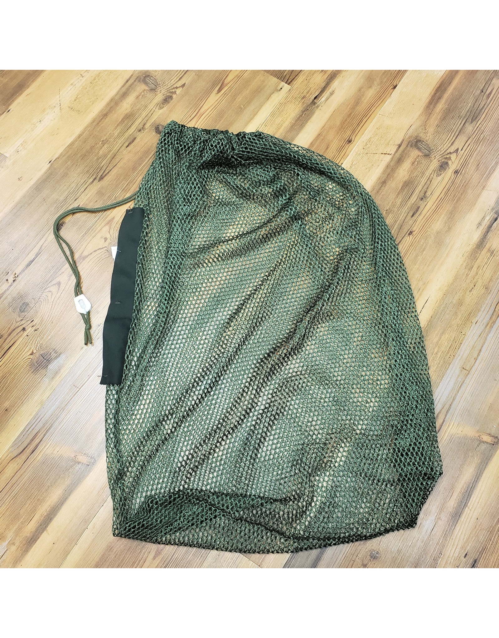 CANADIAN SURPLUS CANADIAN MESH USED LAUNDRY BAG OLIVE