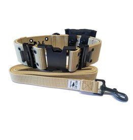 M1-K9 COLLARS M1-K9 COLLAR/LEASH