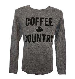 BLACK RIFLE COFFEE COFFEE COUNTRY LONG SLEEVE SHIRT